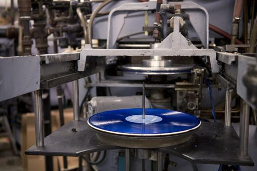 presse à vinyle