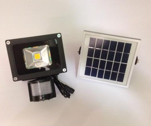 projecteurs solaires