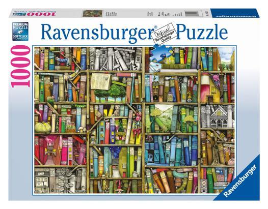 puzzle 1000 pièces ravensburger