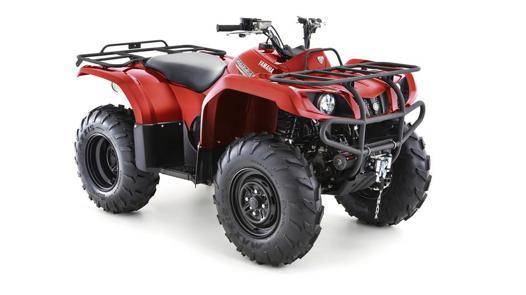 quad yamaha 350