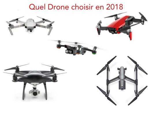 quelle drone choisir