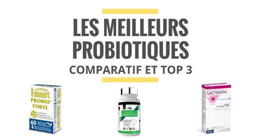 quels sont les meilleurs probiotiques