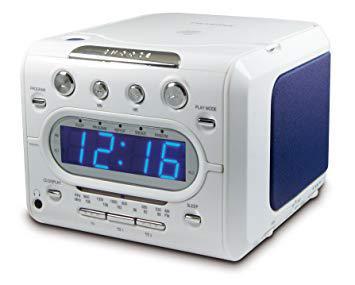 radio reveil cd mp3