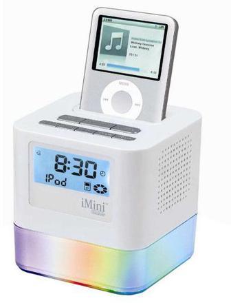 radio reveil pour ipod