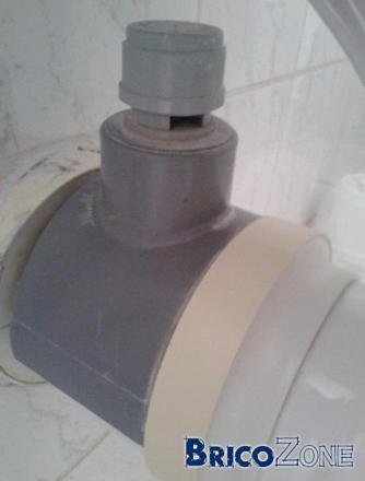 remontée odeur salle de bain
