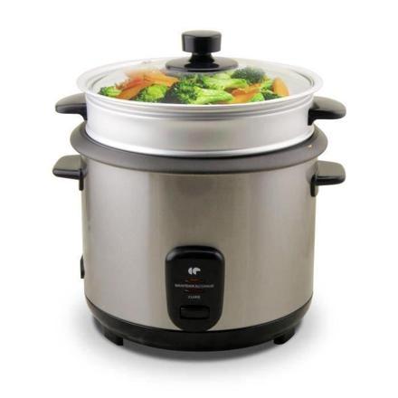 rice cooker avec panier vapeur