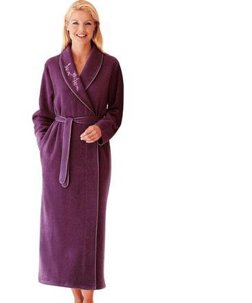 robe de chambre grande taille