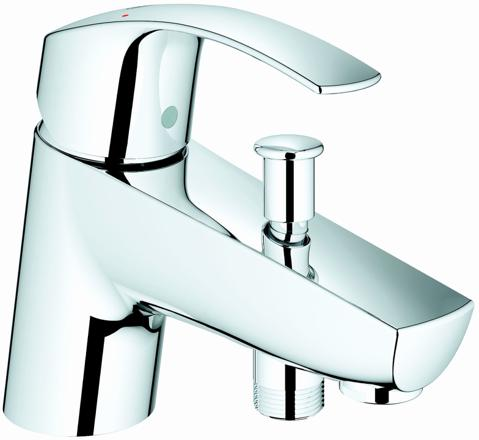 Grohe Mitigeur Bain Douche Bauloop 23341000 Import Allemagne