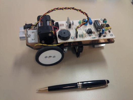 robot balayeur