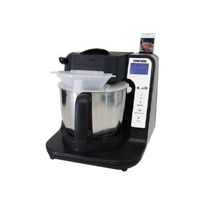 robot de cuisine multifonction chauffant