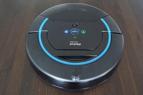 robot de nettoyage sol