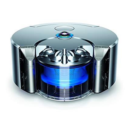 robot dyson aspirateur