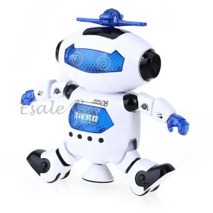 robot electrique