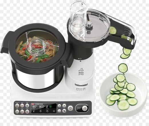 robot kcook kenwood