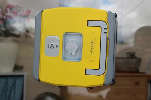 robot laveur de vitre professionnel