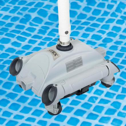robot nettoyeur piscine intex