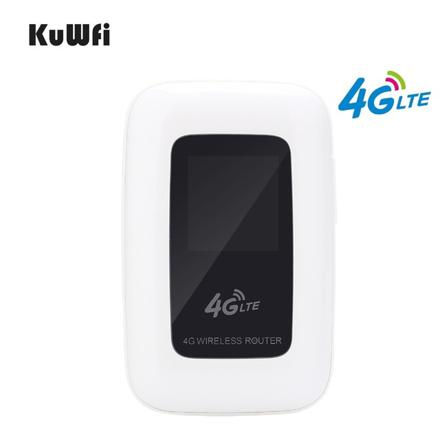 router wifi 4g lte