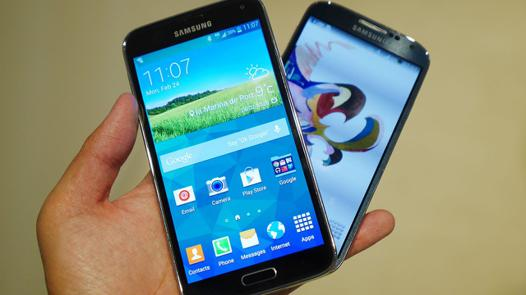 samsung galaxy s5 youtube