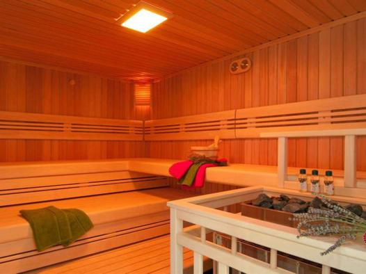 sauna naturel