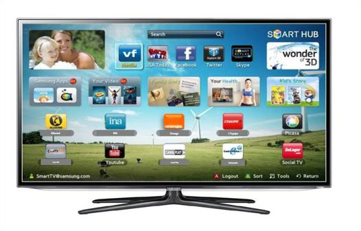 smart tv 40 pouces