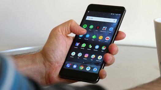 smartphone nokia 6 pouces