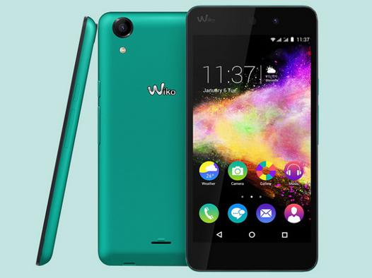 smartphone wiko rainbow