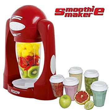 smoothie maker rouge