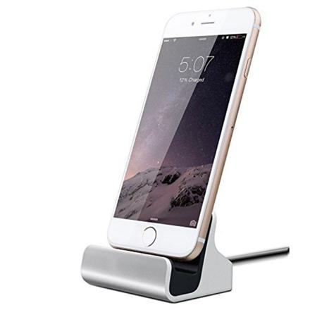 socle chargeur iphone