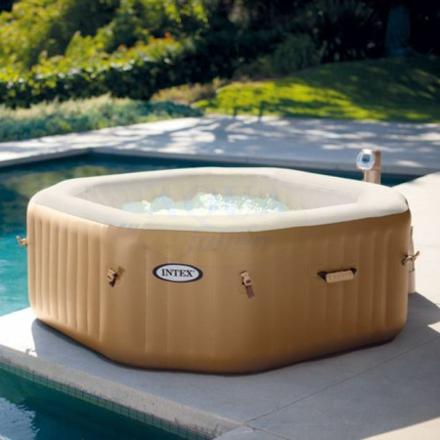 spa intex carré