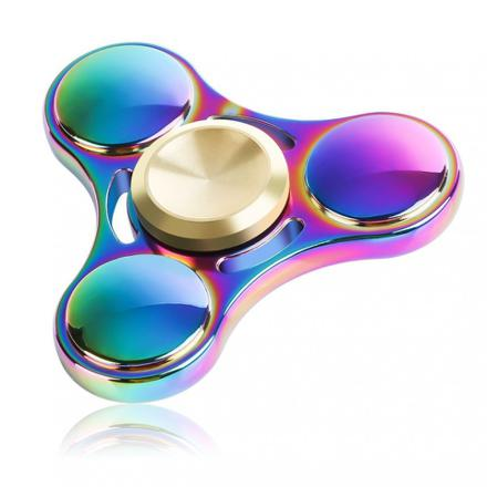 spinner arc en ciel