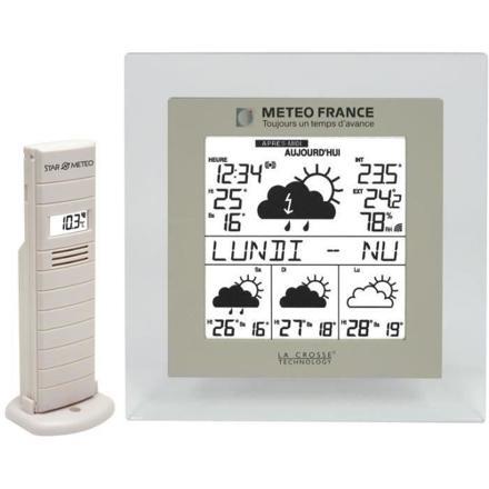 station météo la crosse technology