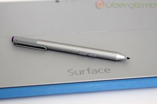 stylet microsoft surface pro 3