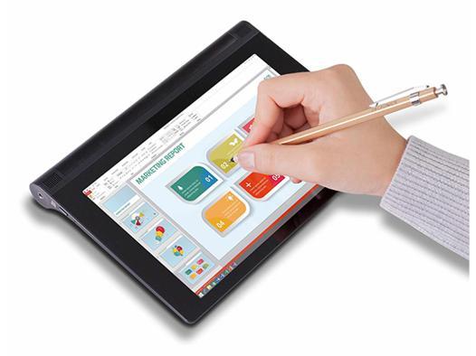 stylet tablette lenovo