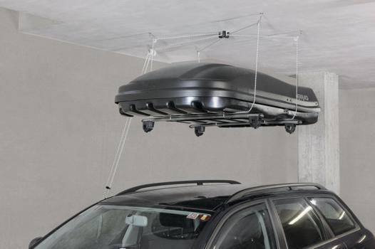 support coffre de toit