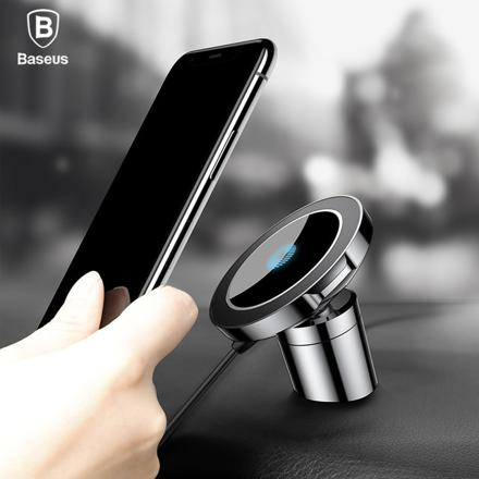 support magnetique iphone