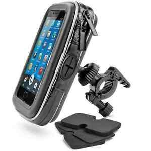 support smartphone moto etanche