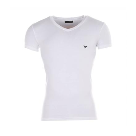 t shirt emporio armani blanc