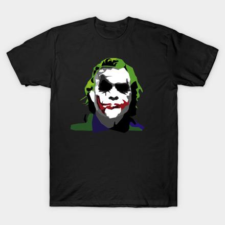t shirt le joker