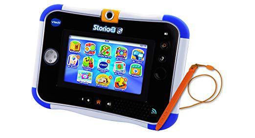 tablette vtech storio 3s
