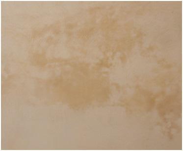 tache d humidité sur mur