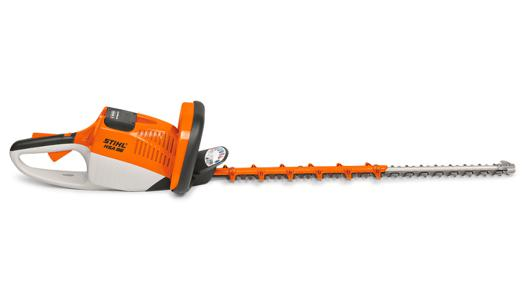 taille haie batterie stihl