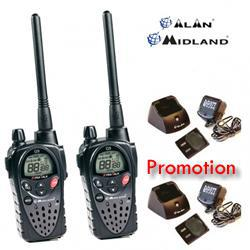 talkie walkie midland g9 plus