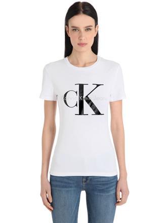 tee shirt femme calvin klein