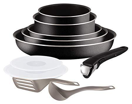 tefal ingenio induction 10 pieces