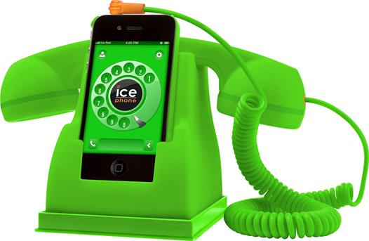 telephone ice watch