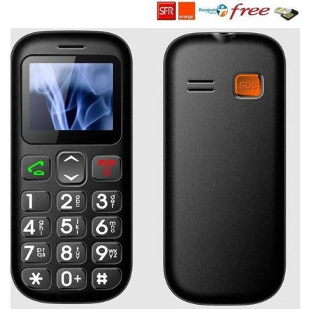 téléphone mobile débloqué