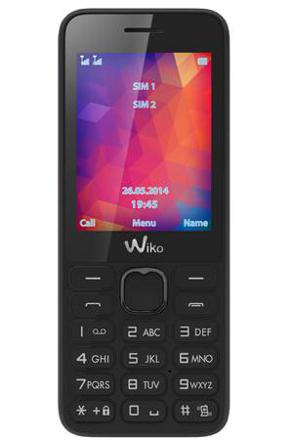 telephone mobile wiko