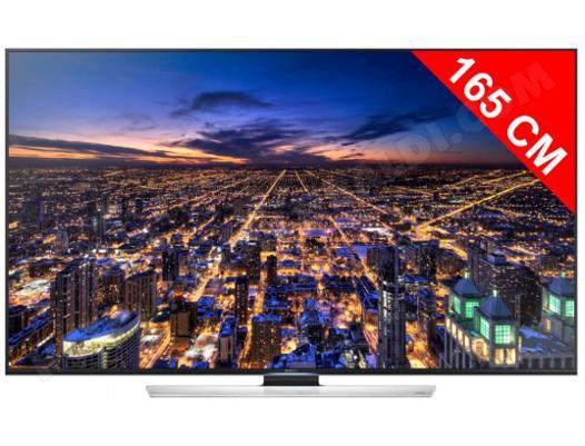 televiseur 165 cm