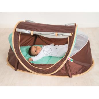 tente nomade bébé