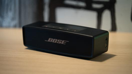 test bose soundlink mini 2